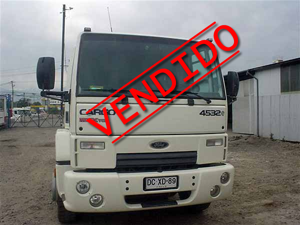 Ford Cargo 4532L 2011 -